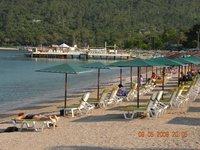 Kemer Beach, Turkey