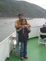 Rhine Cruise from Koblenz to Rudesihem, Germany