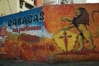 graffiti a caracas