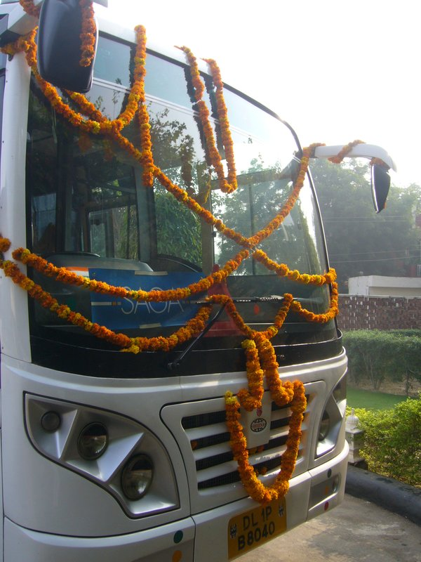 Diwali Bus