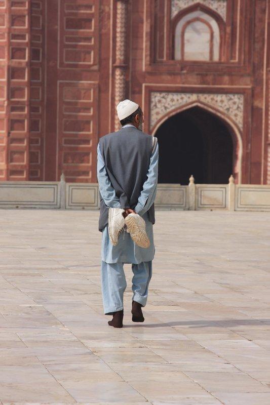 Taj Walk