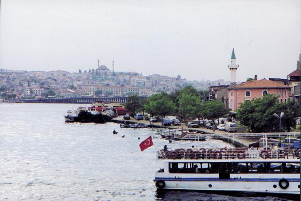 Istanbul Waterway