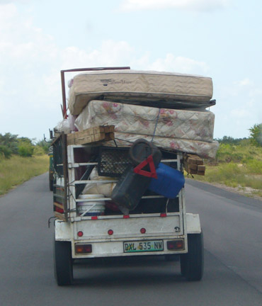 Moving African Style
