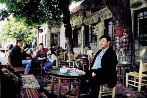 Topkapi Cafe