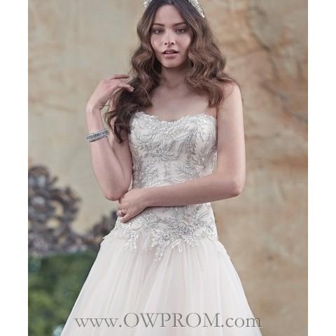 www owprom com Maggie Sottero CLEO 6MD227 SPR2016 Wedding Dresses