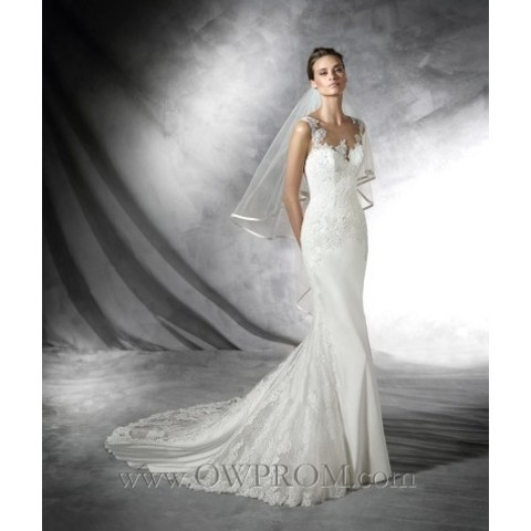 Ow Prom Pronovias Presea Wedding Dresses