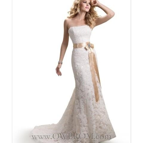 owprom com Maggie Sottero KARENA ROYALE S5229 SPR2009 Wedding Dresses