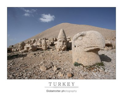 Mt. Nemrut