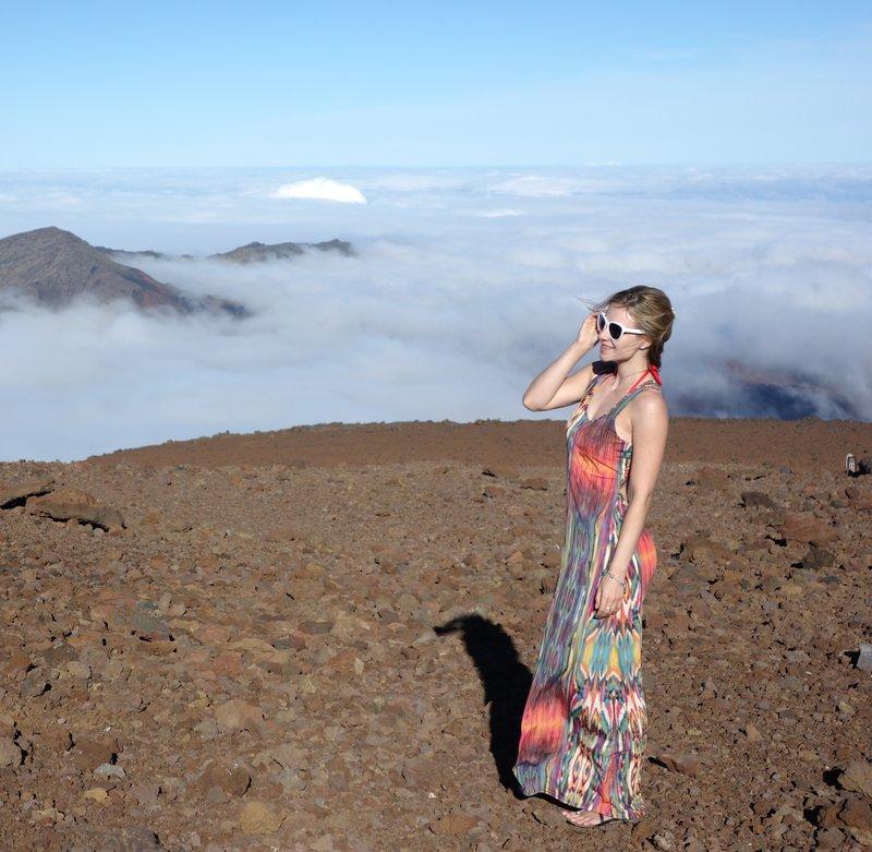 Maui, Volcano