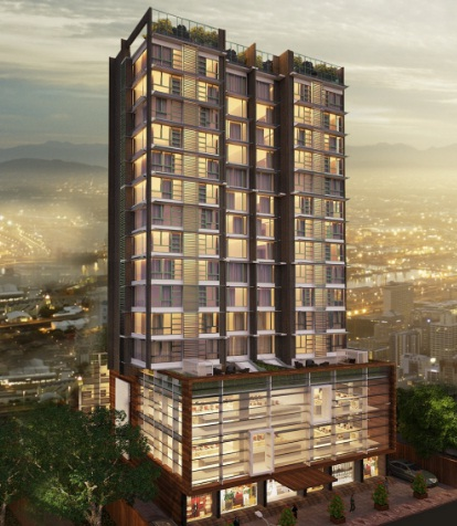 4 BHK Flats in Khar