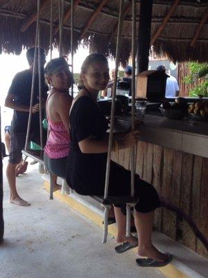 Beach bar Playa