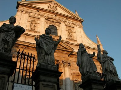 SS Peter and Paul&#39;s Church, Krakow