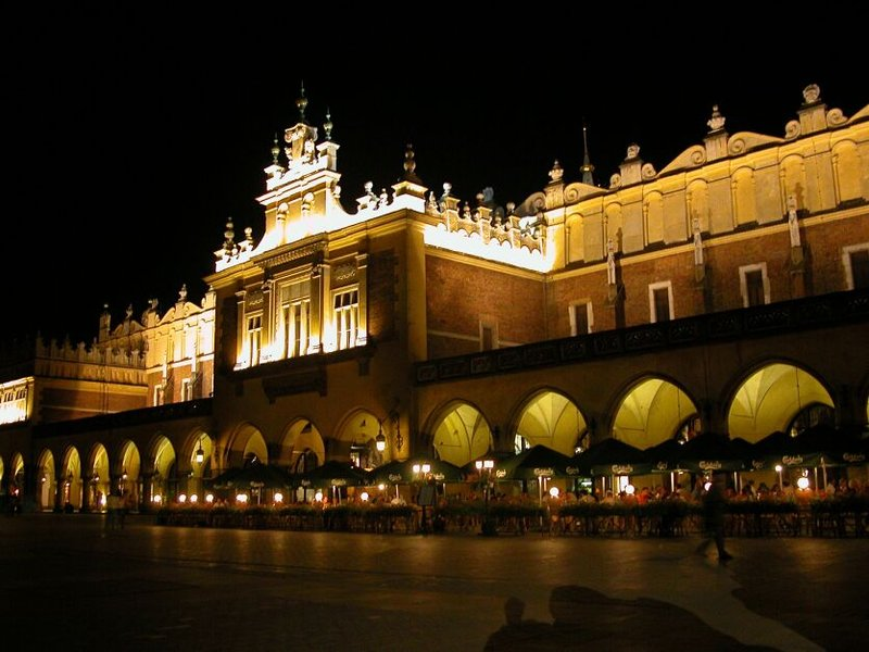 Krakow's Cloth Hall
