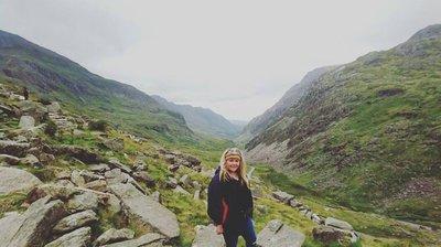 Mount Snowdon 2016