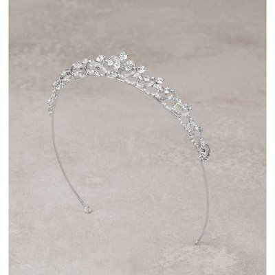 bodavestidocom Aged Silver And Gemstone Tiara | Pronovias