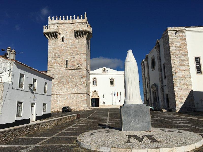 Marble convent, now Pousada