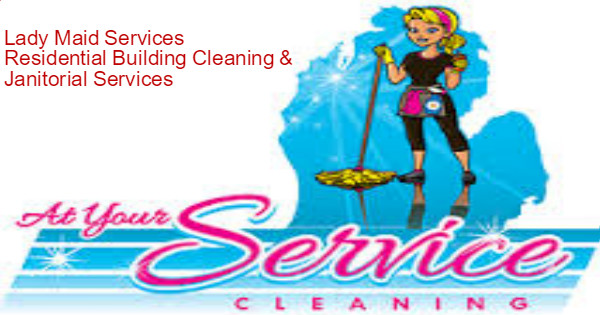 Lady Maid Services  Residential Cleaning & Commercial Cleaning in Ottawa