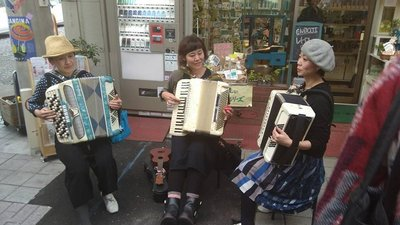 three squeezeboxes festival