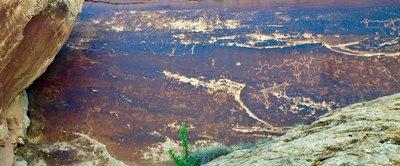 Sand Island Petroglyph 4