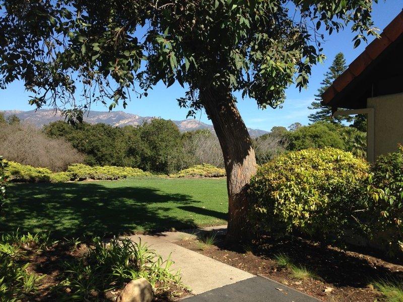 Front yard - Santa Barbara condo