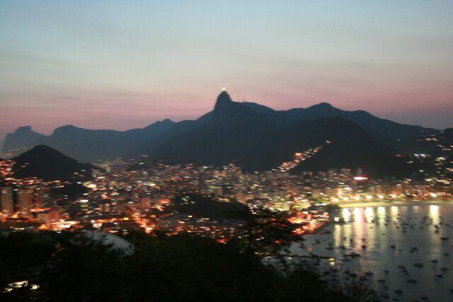 Rio by night 1