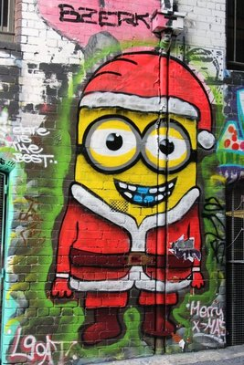 Father Xmas Minion