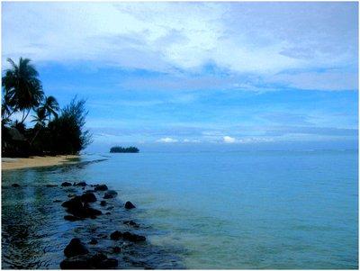 Tahitian Island of Moorea