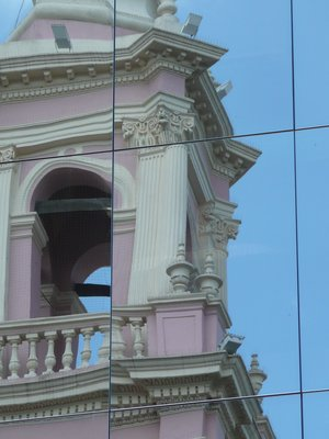Reflection in Salta