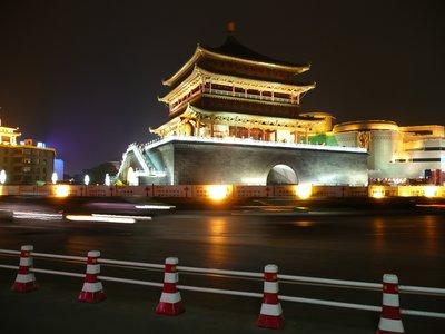 Bell tower, Xi'an