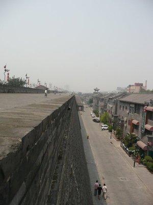 Xi'an city wall
