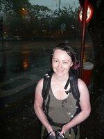 A wet Lisa