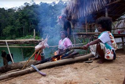 Orang Asli Tribe