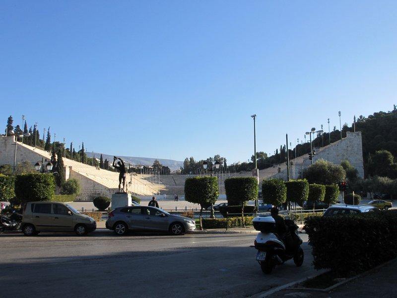 Panathenaic stadium