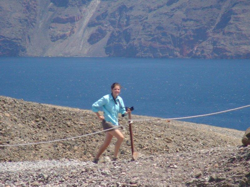 Santorini - Volcano Run