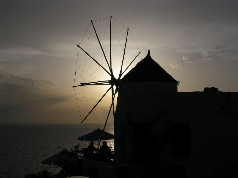 Santorini - Sunset Oia