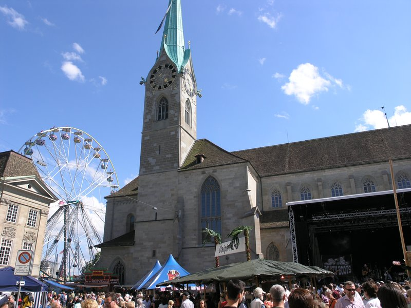Zurich - Festival Fever