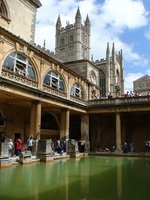 British Touring-Bathe at Bath's Baths