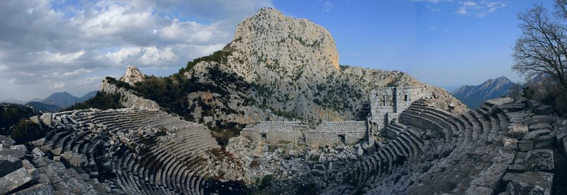 Termessos Theater