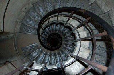 Stairwell, Arc du Triomphe