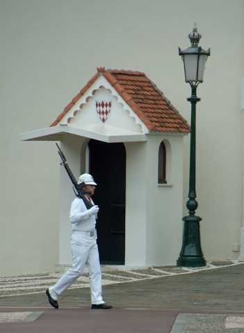Guard, Royal Palace
