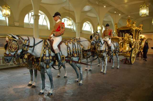 Day 3, London, Royal Mews