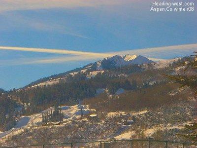 Ski Aspen Colorado