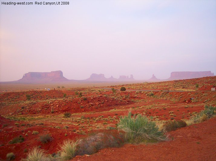 Monument valley,Utah