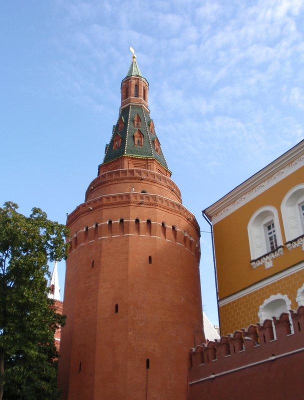 19 tårn kreml