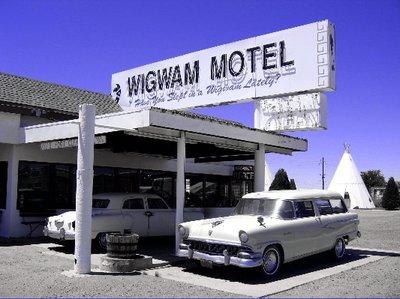 Wigwam Route 66
