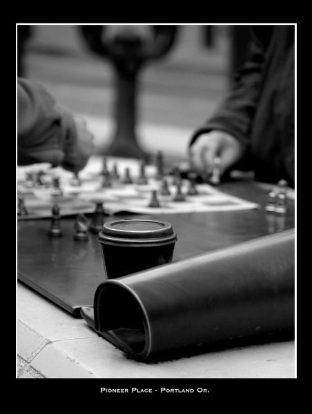 Chess in Pioneer