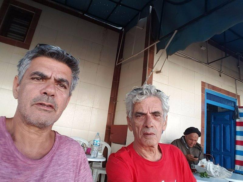 Heure du thé à Sidi Ifni