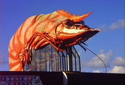 The Big Prawn at Ballana - Gold Coast