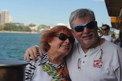 Ann and Charlie from Florida