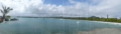 Isle of Pines pano, New Caledonia by aussirose - Île des Pins
